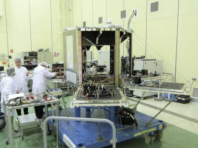 Vega pondrá en órbita el satélite español SEOSAT-Ingenio
