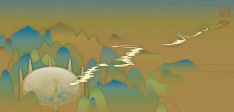 Alta actividad de un enigmático y potente fenómeno cósmico