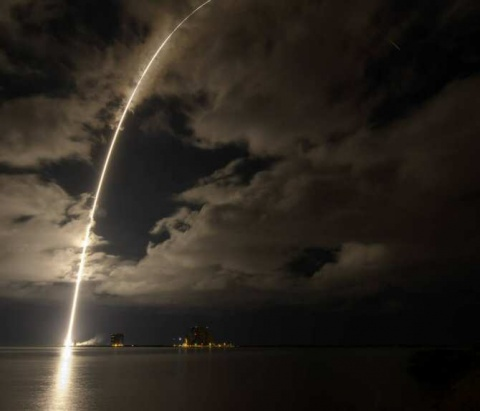 Lucy parte de la Tierra rumbo a los asteroides troyanos