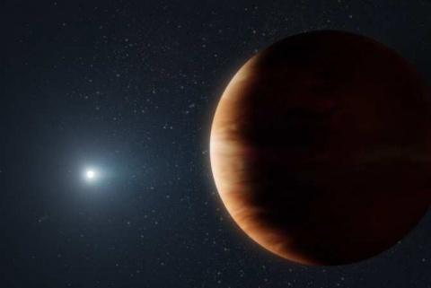 Descubren un sistema solar al que se parecerá el nuestro cuando el Sol muera
