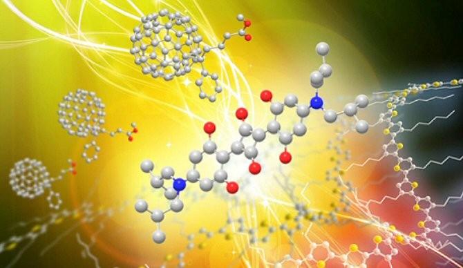 Un tinte que aumenta la eficiencia de células solares barat