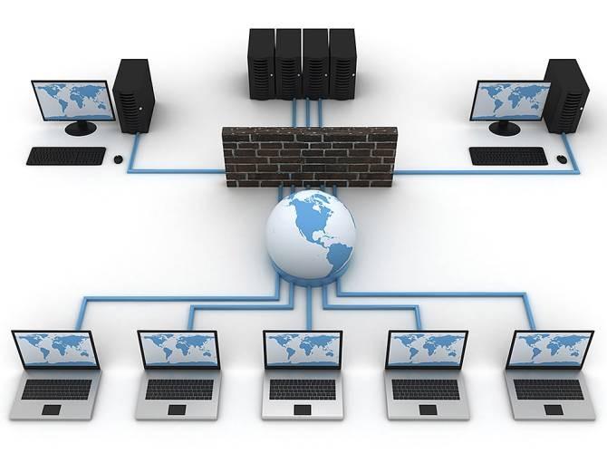Удаленное администрирование в локальной сети 6.