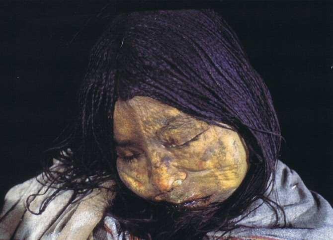 Análisis forense sobre momias de víctimas de sacrificios humanos