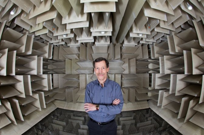 Insonorización extrema para experimentos de sonido | Noticias de la ...