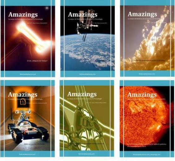 img 18665 El número 9 de la revista Amazings, gratis en Bubok — Noticias de la Ciencia y la Tecnología (Amazings® / NCYT®)