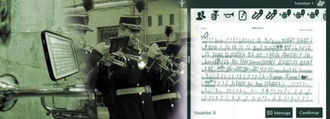 img 19298 Desarrollan una APP que permite compartir partituras en agrupaciones musicales — Noticias de la Ciencia y la Tecnología (Amazings® / NCYT®)