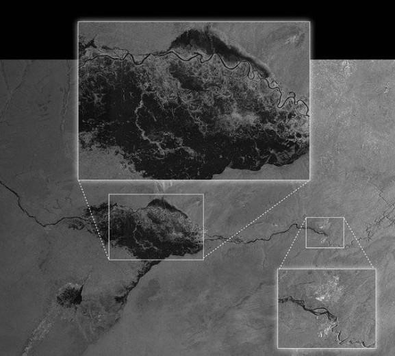 img 19414 Primeras imágenes de radar para Copernicus — Noticias de la Ciencia y la Tecnología (Amazings® / NCYT®)