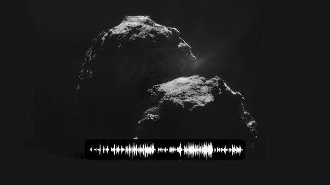 """El """"sonido"""" del cometa Churyumov-Gerasimenko   Noticias de la ..."""