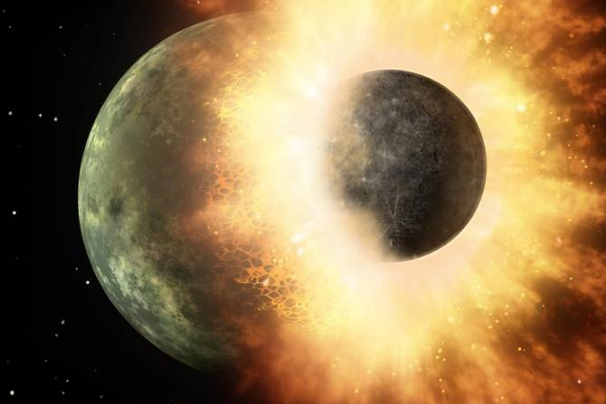 Más misterio sobre la formación del sistema solar