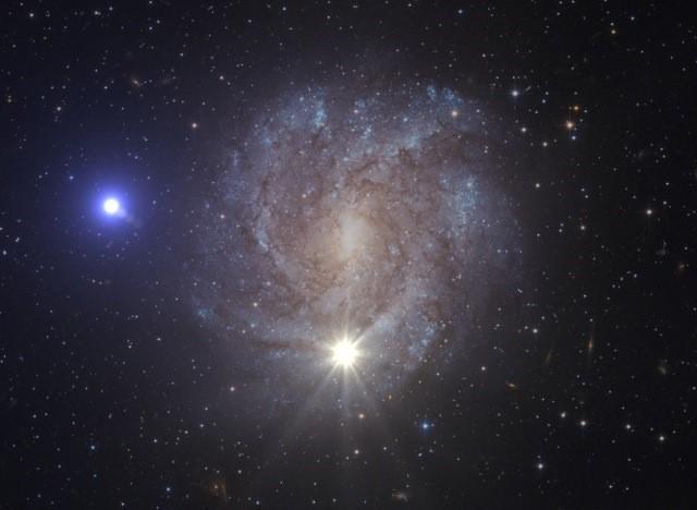 La estrella errante más veloz conocida de nuestra galaxia | Noticias de la  Ciencia y la Tecnología (Amazings® / NCYT®)