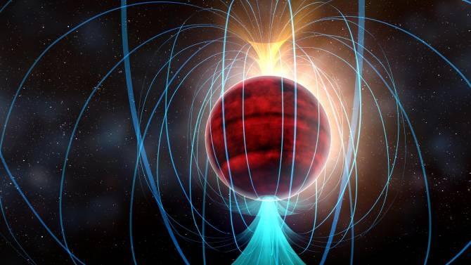 Resultado de imagen de Estrella magnética ilustración