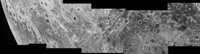 El nuevo análisis de rasgos geológicos en Plutón sugiere la existencia actual de un océano subterráneo en el planeta. (Foto: NASA/JHUAPL/SwRI)