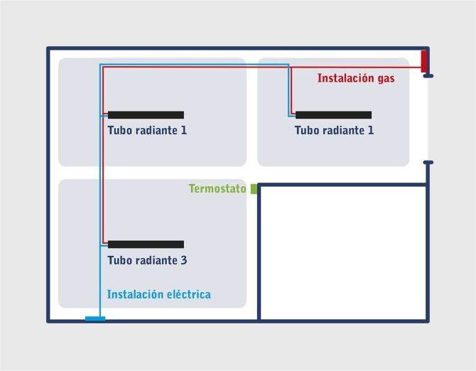 Calefaccion electrica mas eficiente simple calientan - Calefaccion mas eficiente ...