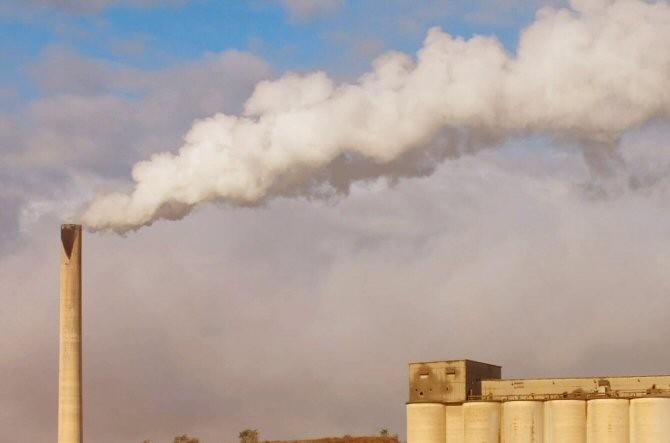 Evitar que el CO2 se libere a la atmósfera es mucho más barato que capturarlo