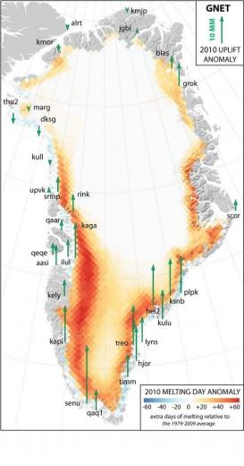 La creciente pérdida de hielo de Groenlandia está provocando elevaciones anómalas de su terreno Img_6291