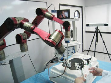 Robot cirujano