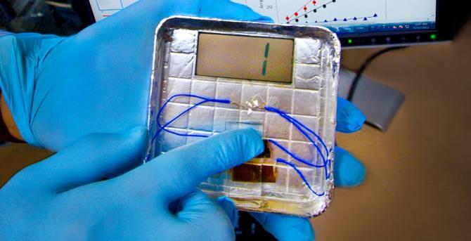 Generar electricidad con la ayuda de virus